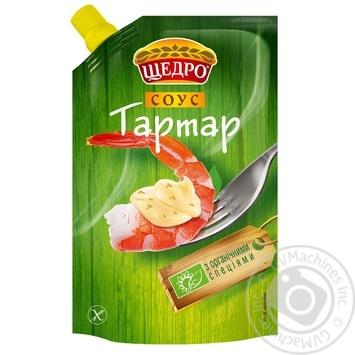 Соус Щедро Тартар 200г