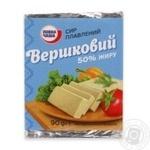 Сыр плавленый Повна Чаша Сливочный 50% 90г