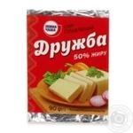 Сыр плавленый Повна Чаша Дружба 50% 90г