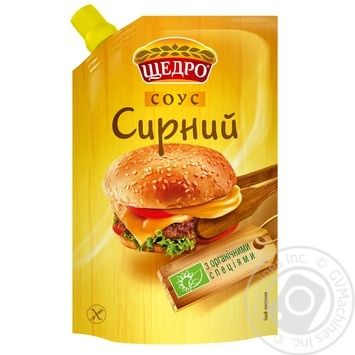 Schedro Cheese Sauce 200g