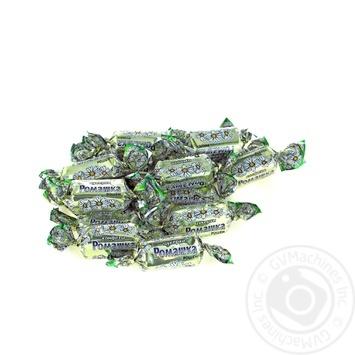Конфеты Roshen Ромашка глазированные весовые - купить, цены на Ашан - фото 3