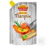 Соус Щедро Паприк 30% д/п 200г