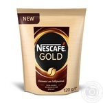 Кофе Nescafe Gold растворимый 120г