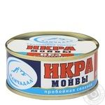 Kamchadal capelin caviar 100g - buy, prices for MegaMarket - image 1