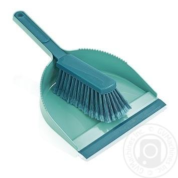 Набор для уборки Leifheit совок и щетка