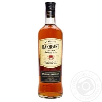 Bacardi Oakheart Original Spirit Spiced Rum