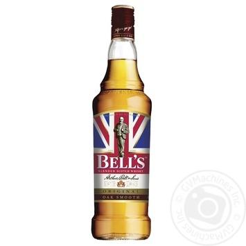 Виски Bell's Original 0,5л