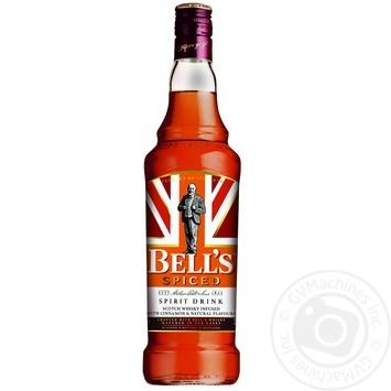 Алкогольный напиток Bell's Spiced 35% 0,7л