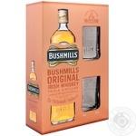 Bushmills Original Whiskey Gift Set 0.7l