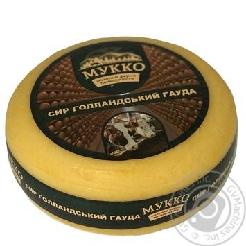 Сыр Мукко Голландский Гауда