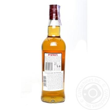 Виски MacArthur's 40% 0,7л - купить, цены на Novus - фото 2