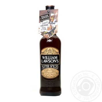Виски William Lawson's Super Spiced 35% 0.7л