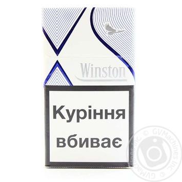Сигареты Wиnstоn XStyle Blue - купить, цены на Фуршет - фото 5