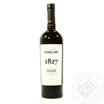 Вино Purcari Пино Нуар красное сухое 14% 0,75л - купить, цены на СитиМаркет - фото 4