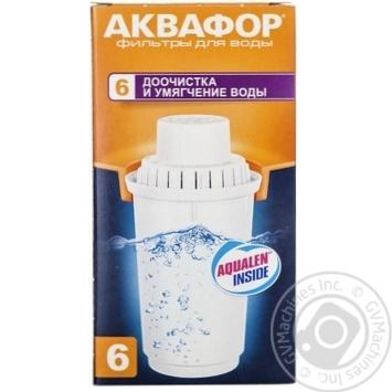 Кассета сменная Аквафор В6 - купить, цены на МегаМаркет - фото 4