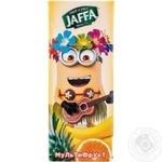 Нектар Jaffa kinder Spongebob мультифруктовый тропические фрукты 200мл