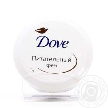 Крем Dove Питательный универсальный 75мл