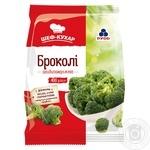 Капуста брокколи Рудь быстрозамороженная 400г - купить, цены на Ашан - фото 1