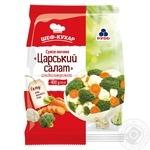 Суміш овочева Рудь Царський салат швидкозаморожена 400г