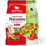 Смесь овощная Рудь Мексиканка для жарки 400г - купить, цены на Novus - фото 1