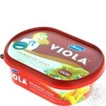 Сыр плавленый Viola с лисичками и травами 185г