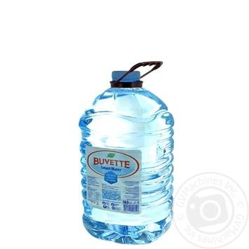 Вода Buvette минеральная негазированная 6л - купить, цены на Восторг - фото 2