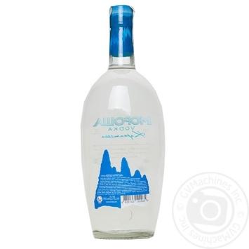 Водка Мороша Карпатская 40% 0,7л - купить, цены на Novus - фото 4