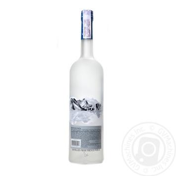 Grey Goose Vodka 1l - buy, prices for CityMarket - photo 2