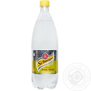Schweppes Indian tonic carbonated beverage 1000ml - buy, prices for MegaMarket - image 2