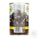 Маслины Иберика мини черные с косточкой 300г - купить, цены на Ашан - фото 2