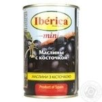 Iberica mini with bone black olive 300g