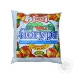 Йогурт Злагода персик 1,5% 400г