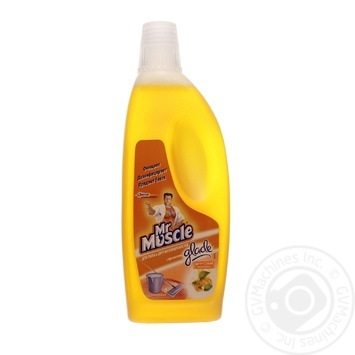 Means Mr.muscle for cleaning 500ml