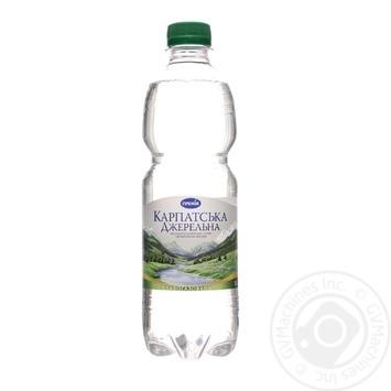 Вода минеральная Премія КарпатДжер стол сл/газ 0,5л