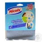 Серветка д/кухні з мікрофіброволокна Nicols Window 32*36 506419