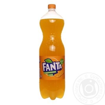Напій Фанта Апельсин 2л - купити, ціни на Novus - фото 1