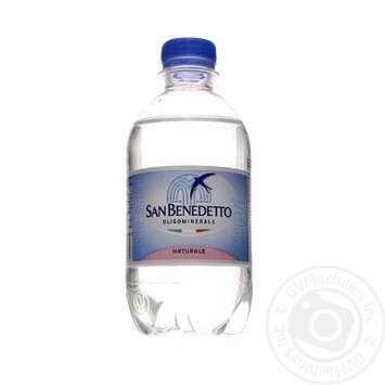 Water San benedetto non-carbonated 330ml plastic bottle