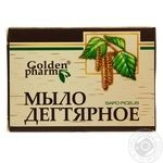 Мыло Golden Pharm Дегтярное 70г
