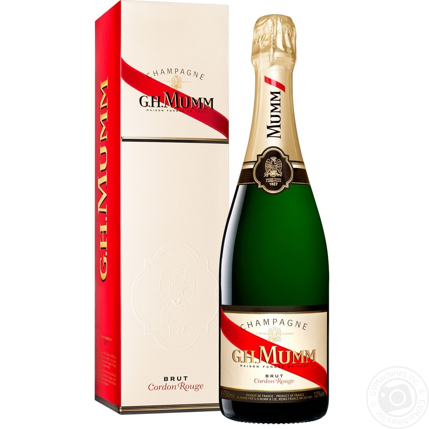 Шампанське Mumm Cordon Rouge Brut 12% 0 a27be1dfc39bb