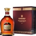 ARARAT Vaspurakan 15YO Brandy 700ml gift box