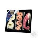 Асорті з морепродуктів Nuchar охолоджене 225г