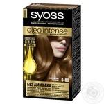 Фарба для волосся Syoss Oleo Intense золотистий русий 6-80 115мл - купити, ціни на Novus - фото 1