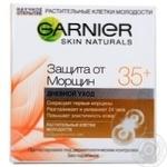 Крем дневной Garnier Защита от морщин 35+ 50мл
