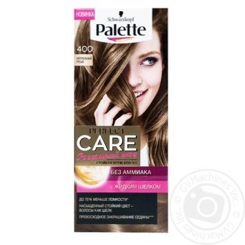 Краска для волос Palette Роскошный уход натуральный русый