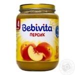 ФРУКТОВЕ ПЮРЕ ПЕРСИК 190Г