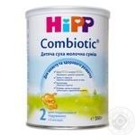 Суміш молочна ХіПП Комбіотік 2 суха для подальшого годування для дітей з 6 місяців 350г