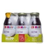 Nectar Hipp with plums 200ml