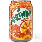 Напій Mirinda Апельсин 0,33л ж/б