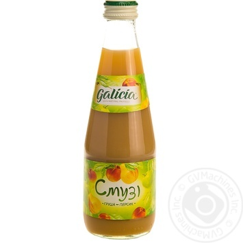 Galicia Smoothie apple-pear-peach juice 0,3l - buy, prices for Auchan - image 4