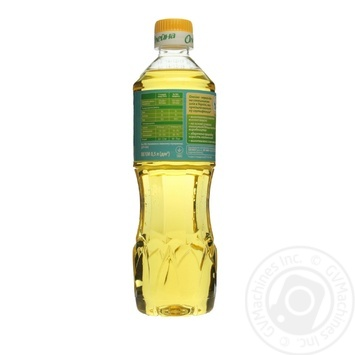 Oleina Presova Refined sunflower oil 500ml - buy, prices for Novus - image 2